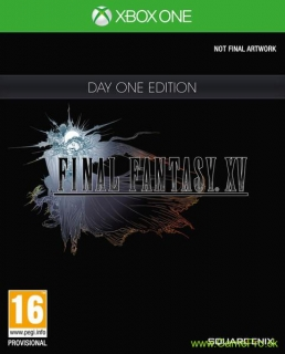 Final Fantasy XV (Day 1 Edition) (XBOX ONE)