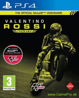 Valentino Rossi - The Game (PS4)