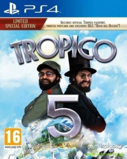 Tropico 5 (Limited Special Edition) (PS4)