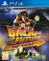 Back to the Future - The Game (30th Anniversary Edition) (PS4)
