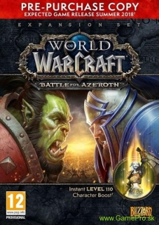 World of WarCraft - Battle for Azeroth (Pre-Purchase Copy) (PC)