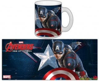 Avengers Age of Ultron hrnček Captain America