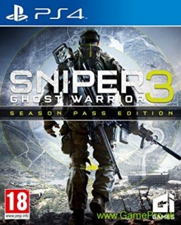 Sniper - Ghost Warrior 3 (Season Pass Edition) (PS4)