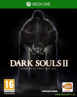 Dark Souls 2 - Scholar of the First Sin (Xbox One)