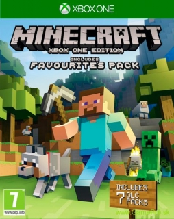 Minecraft - Favorites Pack (XBOX ONE)