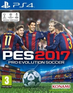 Pro Evolution Soccer 2017 (PS4)