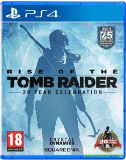 Rise of the Tomb Raider (20 Year Celebration) Artbook Edition (PS4)
