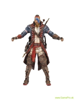 Assassins Creed Revolutionary Connor 15 cm