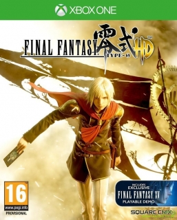 Final Fantasy Type-0 HD (XBOX ONE)