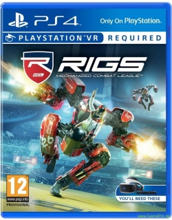 RIGS Mechanized Combat League VR (PS4)
