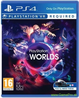 Worlds VR (PS4)