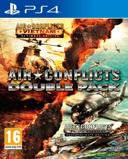 Air Conflicts Double Pack (PS4)