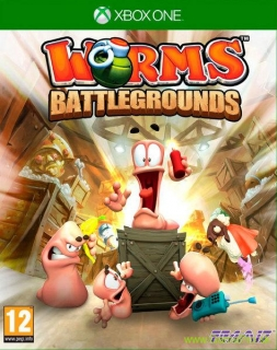 Worms Battlegrounds (XBOX ONE)