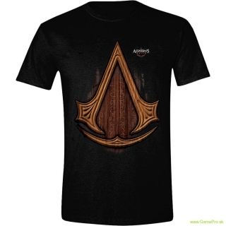 Assassins Creed Carved Icon (T-Shirt)
