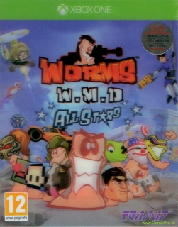 Worms W.M.D All Stars (XBOX ONE)