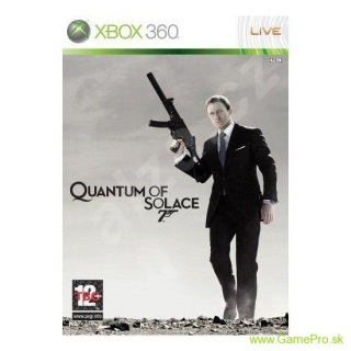 007 Quantum Of Solace (XBOX 360)