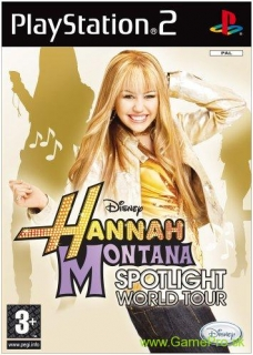 Hannah Montana - Spotlight World Tour (PS2)