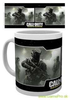 Call of Duty Infinite Warfare Game Cover hrnček