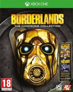 Borderlands (The Handsome Collection) (Xbox One)
