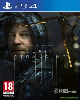 Death Stranding CZ (PS4)