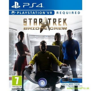 Star Trek - Bridge Crew VR (PS4)