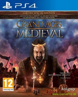 Grand Ages - Medieval (Limited Special Edition) (PS4)