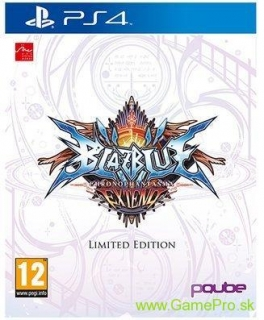 BlazBlue - Chronophantasma Extend (Limited Edition) (PS4)