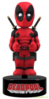 Marvel Comics Deadpool Body Knocker 15 cm