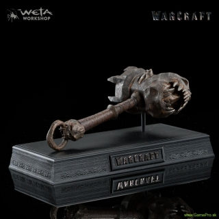 Warcraft - Skullbreaker of Blackhand 1/6 Replica 20 cm