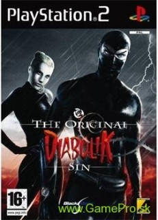 Diabolik - The Original Sin (PS2)