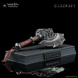 Warcraft - Replica 1/6 Durotans Axe 20 cm