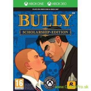 Bully - Scholarship Edition (XBOX360/XBOXONE)
