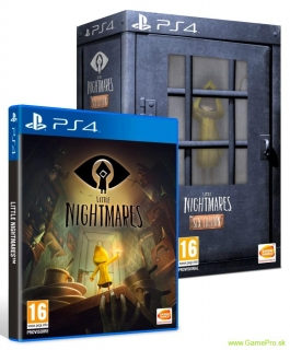 Little Nightmares Six Edition (PS4)