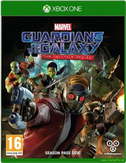 Guardians of the Galaxy - The Telltale Series (XBOX ONE)