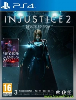 Injustice 2 (Deluxe) (PS4)