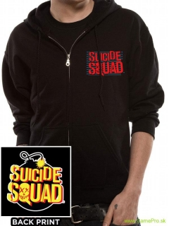 Suicide Squad - Mikina Hooded Sweater Bomb