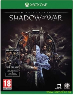 Middle-earth - Shadow of War (Xbox One)