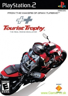 Tourist Trophy - The Real Riding Simulator (PS2)