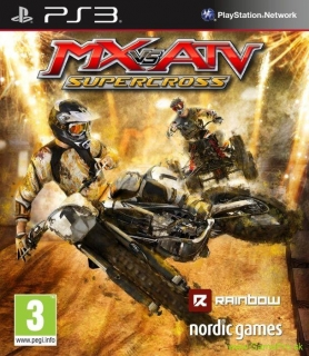 MX vs. ATV - Supercross (PS3)