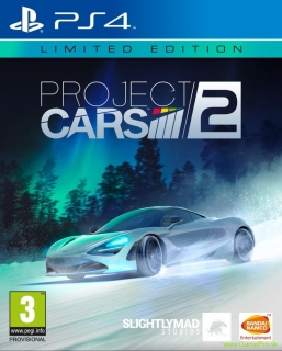 Project CARS 2 (Limited Edition) (PS4)
