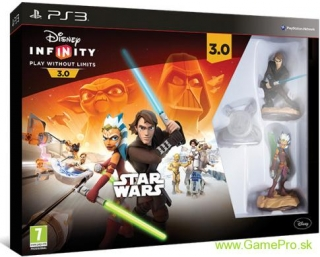 Disney Infinity 3.0 - Starter Pack (PS3)