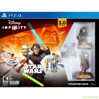 Disney Infinity 3.0 - Starter Pack (PS4)