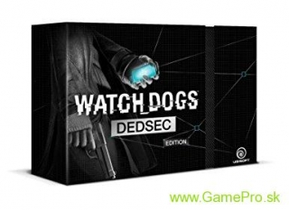 Watch Dogs (DedSec Edition) (XBOX 360)