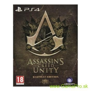 Assassins Creed - Unity CZ (Bastille Edition) (PS4)