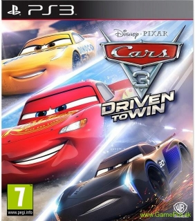 Cars 3 - Driven to Win (PS3)
