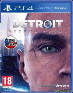 Detroit - Become Human CZ (PS4)