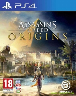 Assassins Creed - Origins CZ (PS4)