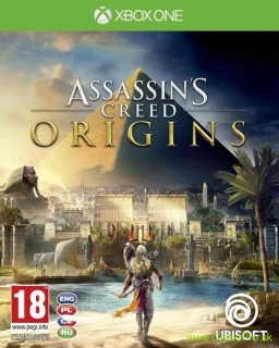 Assassins Creed - Origins CZ (XBOX ONE)