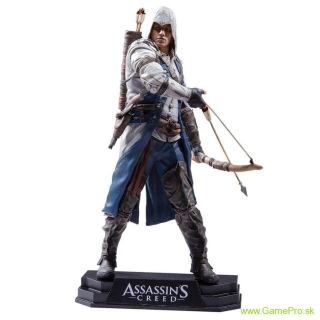 Assassins Creed 3 Color Tops Action Figure Connor 18 cm