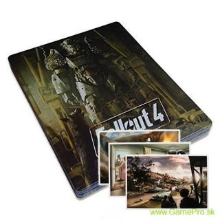 Fallout 4 Steelbook Edition (PS4)